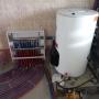 Бойлер комбинированный со встроенным электрическим тэном Drazice OKCE 160