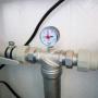 Фильтр промывной грубой очистки с промывкой.