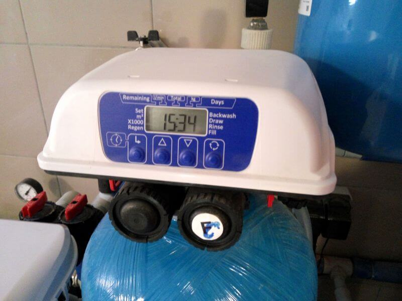 Сервисное обслуживание исстем водоподготовки